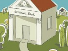 don't deposit your money in the bank